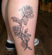Rose Tattoo Greifswald