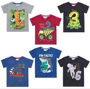 Geburtstags-Shirts 7,99 €