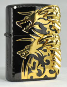 Zippo Japan - Dragon Tribal