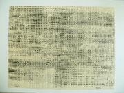 """""""o.T."""", 1959, Rauchzeichnung, 50 x 65 cm, Unikat, (sold)"""