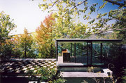 Veranda Glass House