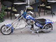 Schönes Minibike