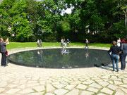 Sinti und Roma Denkmal