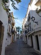 Bild: Schmale Gassen auf Ibiza - Foto 6