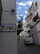 Bild: Schmale Gassen auf Ibiza - Foto 2