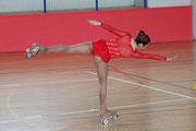 Alba Muñoz. Campionat Catalunya Cadet (Tremp).
