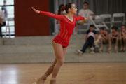 Alba Muñoz (Campionat Espanya Cadet)