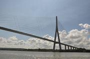 Pont de la Normandie  Honfleur-Le Havre