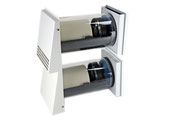 SEVi 160 DUO unit for ductless heat recovery ventilation