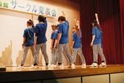2013.11.17 M&mパフォーマンス(北葛西コミュニティ会館 発表会)