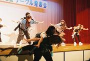 2013.11.17 親子FUREDANパフォーマンス(北葛西コミュニティ会館 発表会)