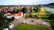 Stellplatz in Kleinwallstadt