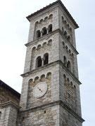Kirchturm von Castellina in Chianti