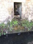Brunnen am Tor