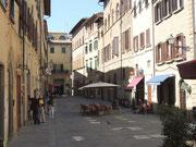 Straße von Volterra