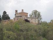 Einsiedelei Rotonda di Montesiepi