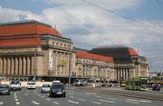 Bahnhof von Leipzig
