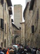 Geschlechterturm von San Gimignano