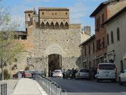 Eingangstor von San Gimignano
