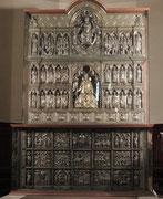 Der silberne Altar
