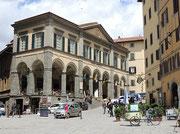 das Theater von Cortona