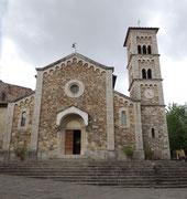 Die Kirche San Salvatore in Castellina