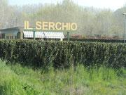 Der Campingplatz Il Serchio in Lucca