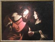 Cristo deriso von Maestro del lume di candela