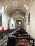 Kirche von Campiglia