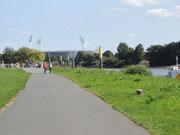 Osterdeich und Weserstadion