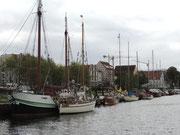 Hafen von Greifswald