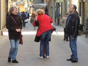 Wir treffen unsere Freunde aus Regensburg