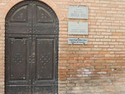 Geburtshaus von Boccaccio