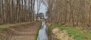 Auf dem Weg nach KN 11 passieren wir das Naturschutzgebiet De Doort