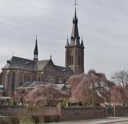 Kirche von Schilberg bei Echt