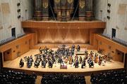 Concert avec le Tokyo Metropolitan Symphony Orchestra, février 2009