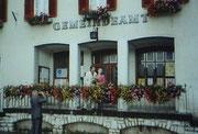 Heirat im Gemeindeamt Launsdorf
