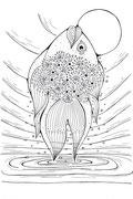 Бáльная рыба (21х29,7 см) - JHP, 2012