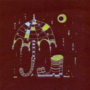"""Дождь/ The Rain (""""Sun & Moon"""", 21х21 см) - JHP, 2010"""