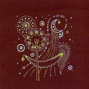 """Их гармония/ Their Harmony (""""Sun & Moon"""", 21х21 см) - JHP, 2010"""