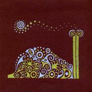 "Большой мир внутри/ Big World Inside (""Sun & Moon"", 21х21 см) - JHP, 2010"
