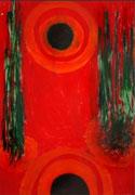 Щучий хвост (61x87 см) - JHP, 2008