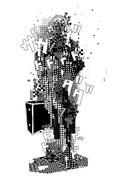 アーティスト/「6955」用イラスト