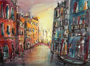 Venedig  46 x 61