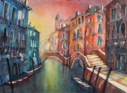 Ruhiges Venedig