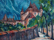 Schloss Thun 2   46 x 61
