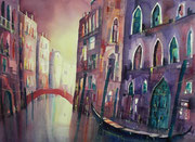 Venedig im Morgenlicht   46 x 61