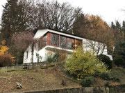 BESTAND Wohnhaus am Berg mit Sicht über Waldkirch
