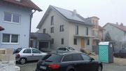 Fertigstellung Zweifamilienwohnhaus in Bahlingen