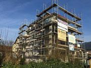 """Rohbauerstellung Neubau Mehrfamilienhaus """" Wohnen an der Elz """""""